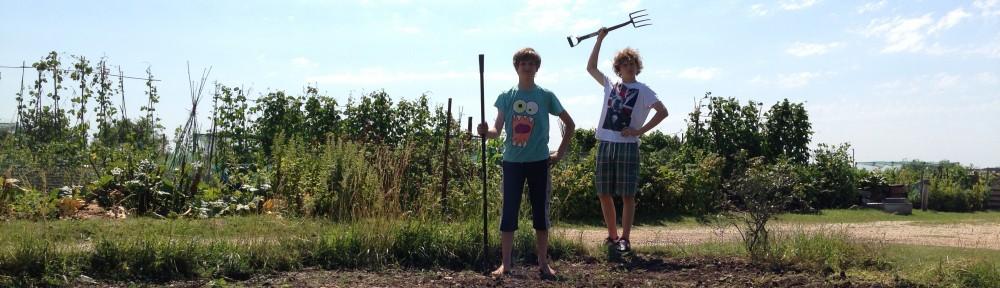 The Frackle Gardener